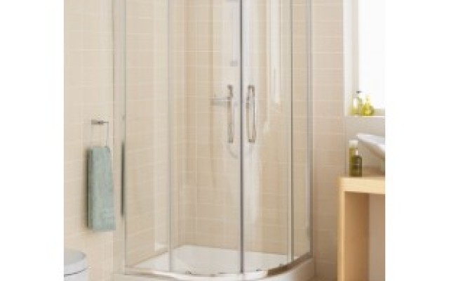Lakes Easi Fit 800mm Quadrant Cubicle